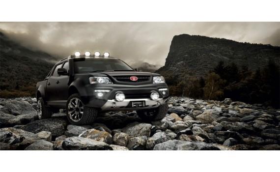 Yeni nesil Tata Motors Xenon